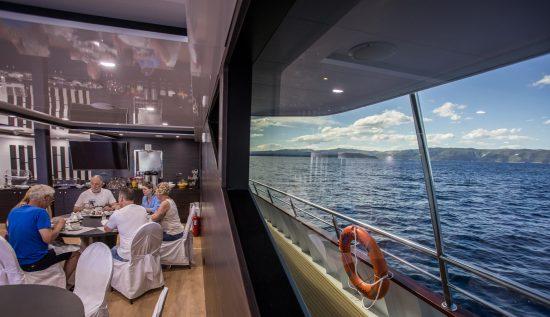 MS Adriatic Queen - Restaurant
