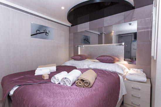 MS Ave Maria_VIP cabin