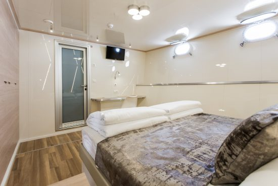 MS Maritimo Double Cabin
