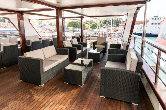 MS Stella Maris - Lounge
