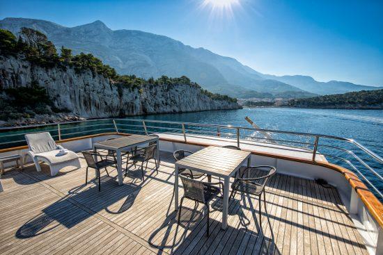 Diamond Sun deck