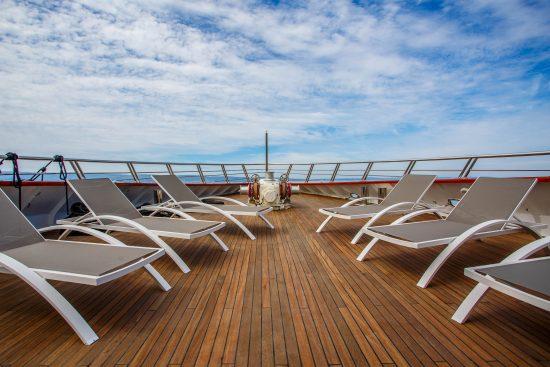 MS Ban Sun Deck
