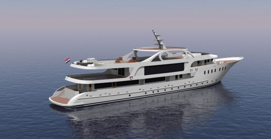 MS Adriatic King - External (Artist Impression)