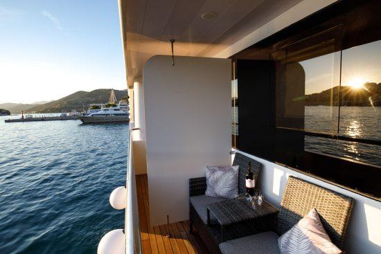 Balcony cabin onboard MS My Wish