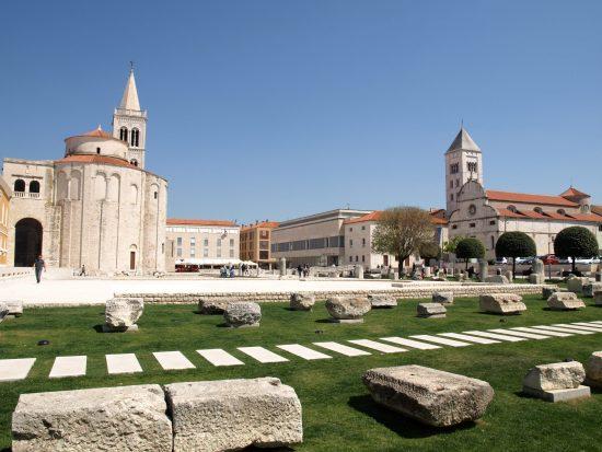 St. Donatus Church, Zadar, Croatia