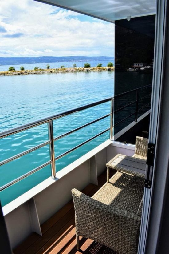 Ms Ave Maria_balcony cabin